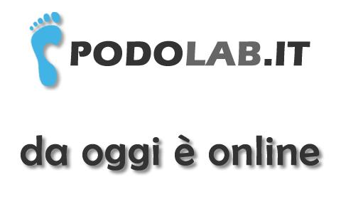 Nasce Podolab.it | Informazioni e news dalla podologa Dott.ssa Beatrice Tumminia